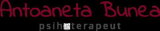 Antoaneta Bunea - Psiholog, Psihoterapeut