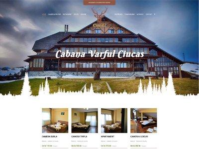 Cabana Varful Ciucas