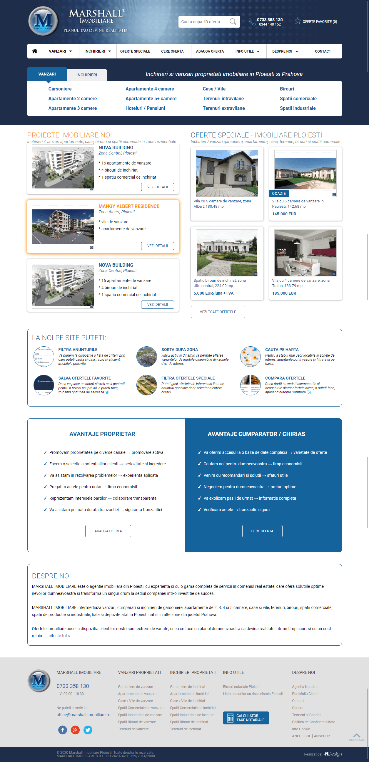 Marshall Imobiliare